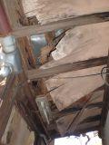 「庇の修復」についての画像