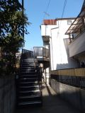 「戸建て3F 塗装用足場の設置」についての画像