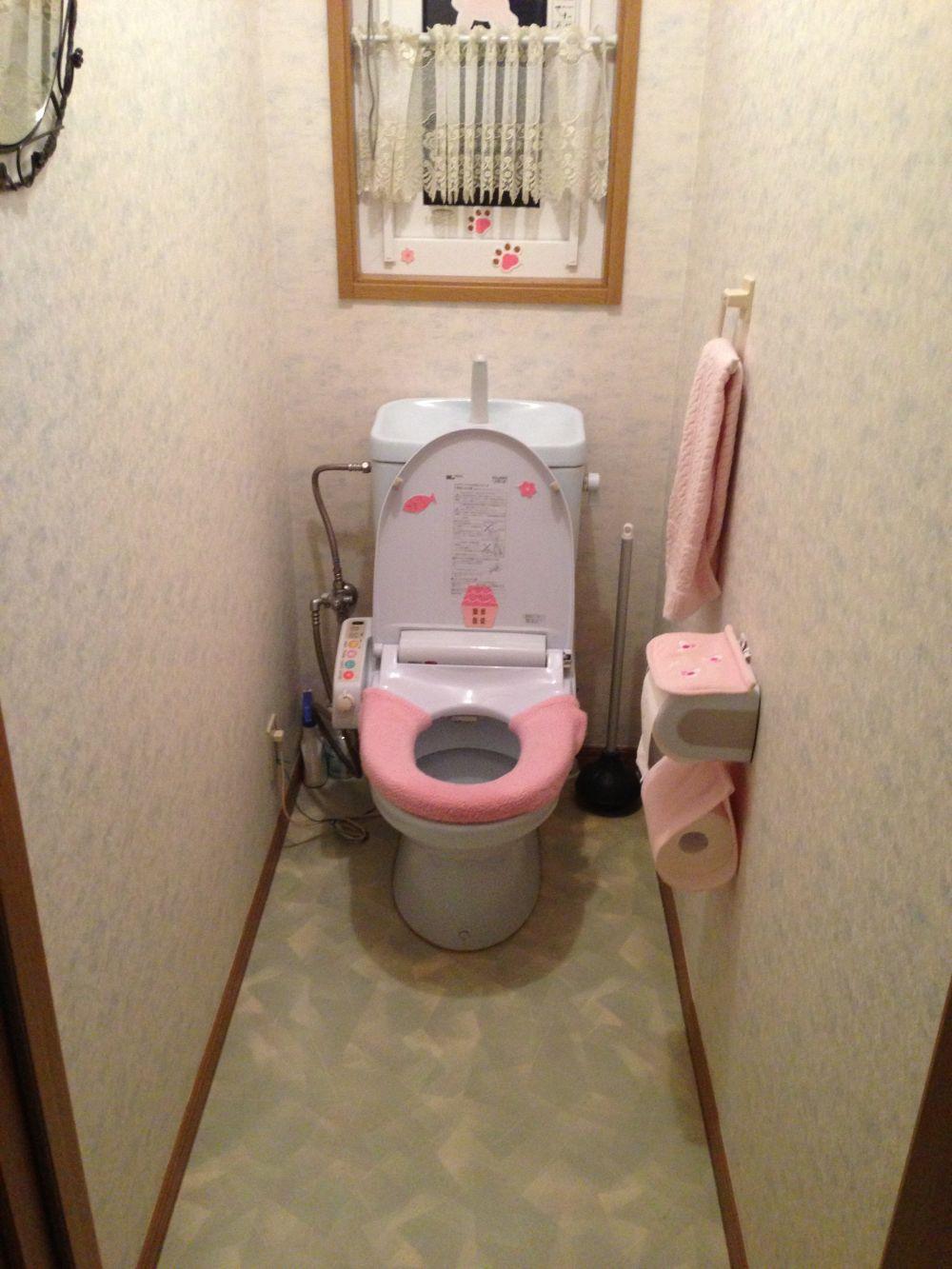トイレ便器取り替え 壁紙 床張り替え リフォームのことなら家仲間コム
