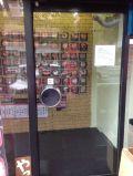 「ガラスドアが非常に重いので修理か調整したい」についての画像