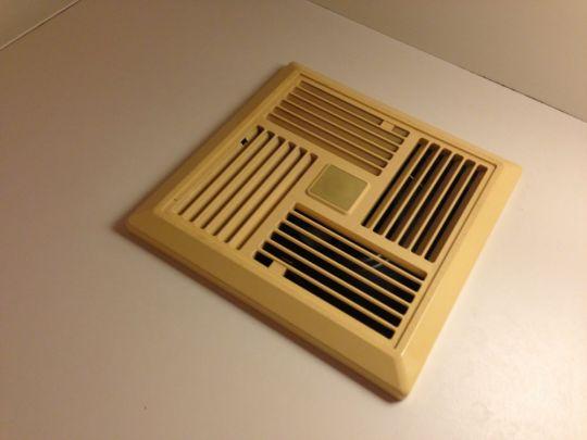 風呂場の換気扇と扉の交換 ...