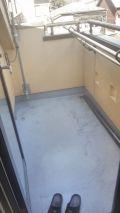 「ベランダの床のペンキ 防水塗装」についての画像