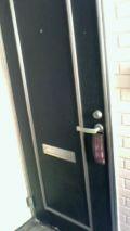 「錆のあるアパートの玄関扉を交換したい」についての画像