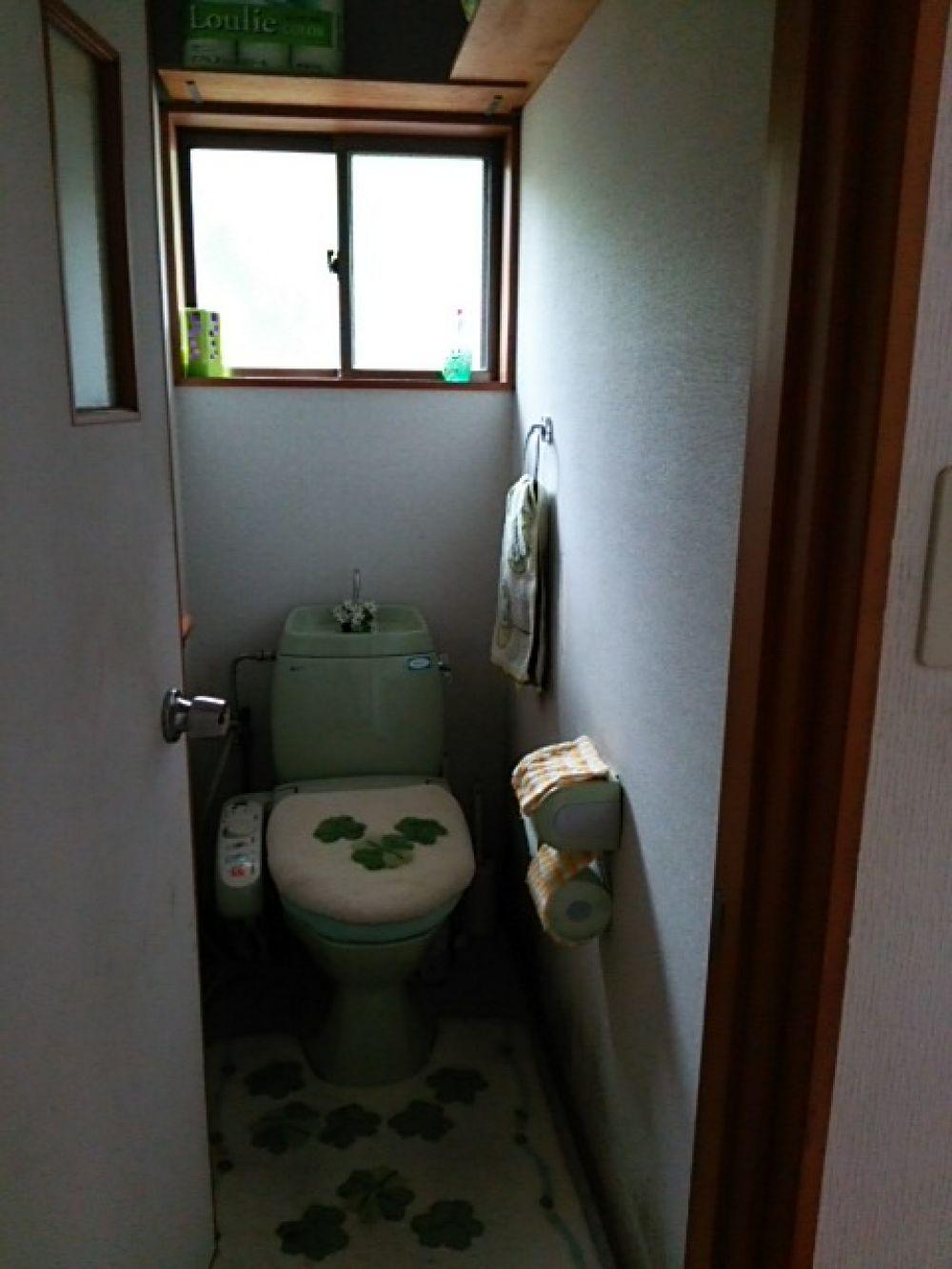 トイレの壁紙の張替え費用を教えてください リフォームのことなら家