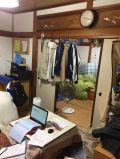 「和室六畳二間続きを洋室にしたいです」についての画像