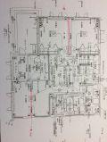「子供部屋と寝室に間仕切り壁の設置」についての画像