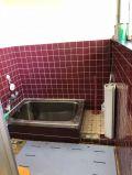 「在来型の浴室をバスナフローレかユニットバスにリフォーム」についての画像