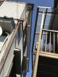 「台風で壊れた雨樋の修理をしてほしい(三階屋根)」についての画像