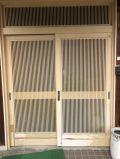 「玄関引き戸の補修」についての画像