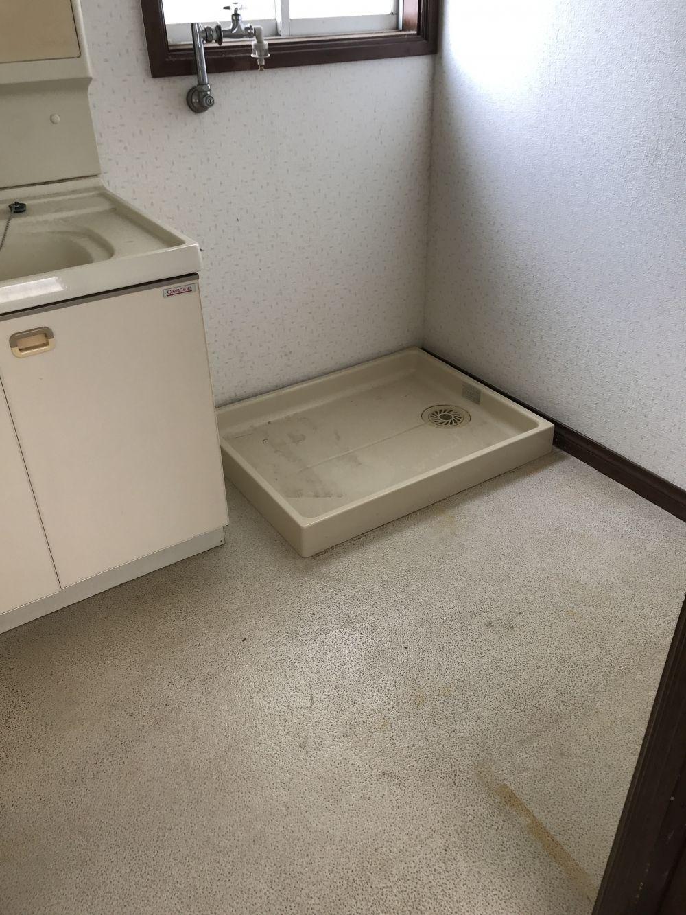 トイレと洗面所のクッションフロアとクロス張替え リフォームのこと