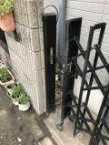 「駐車場の門柱の左右入れ替え」についての画像