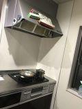 「システムキッチン(幅2550㎜から幅2445㎜へ)設置工事」についての画像