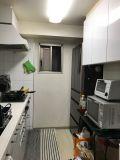 「キッチンの床(1.3mx2.5m)張り替えと、壁紙張り替えをお願いしたい」についての画像