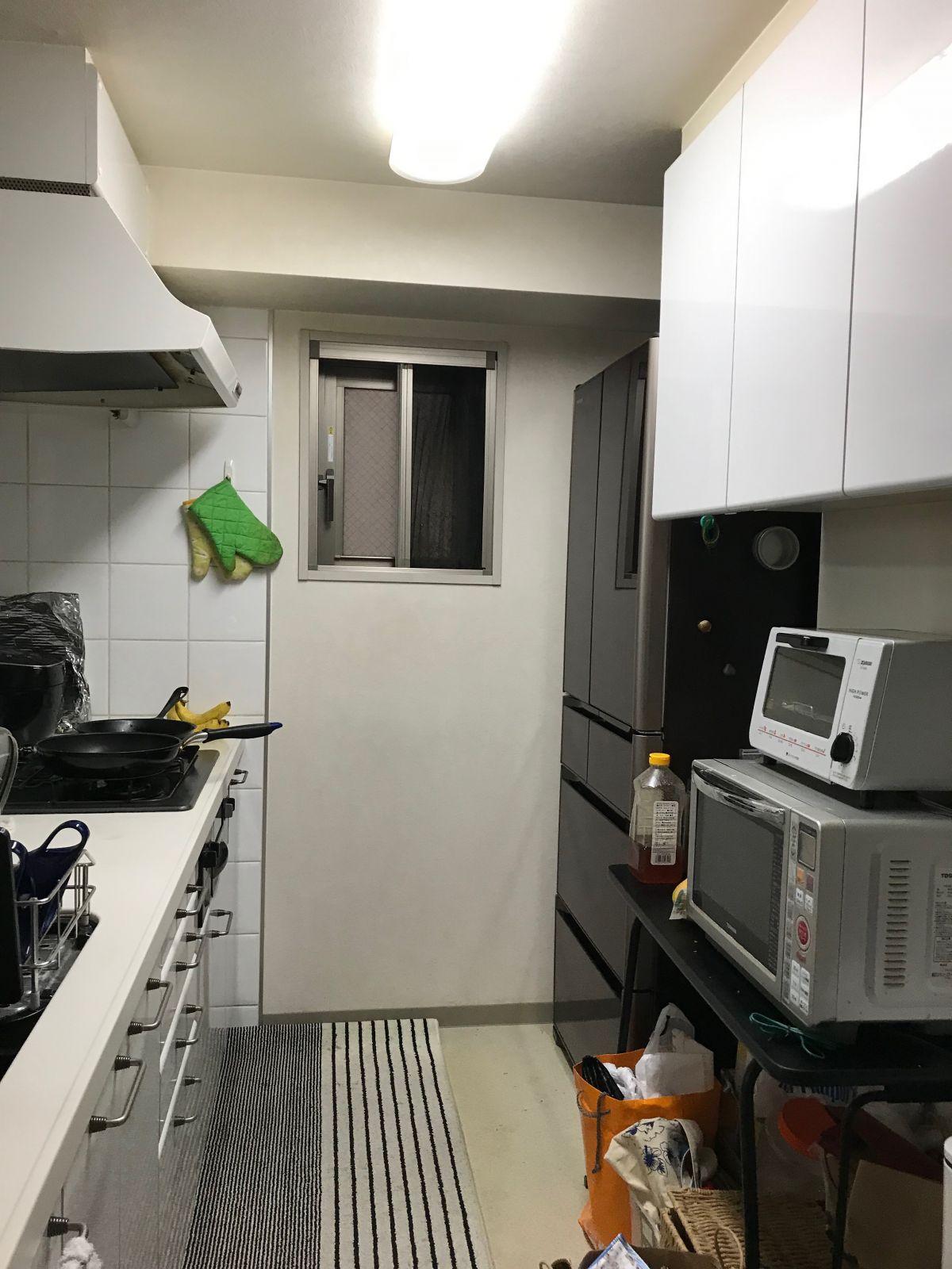 キッチンの床 1 3mx2 5m 張り替えと 壁紙張り替えをお願いしたい リフォームのことなら家仲間コム