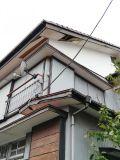 「軒天が台風で剥がれた150㎡位」についての画像