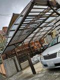 「カーポートの跳ね上げ扉の撤去」についての画像