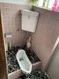 「一階にある和式トイレを床を含め洋式トイレにしたい」についての画像