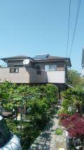 「太陽熱温水器の取り外し、屋根塗装、できれば外壁も」についての画像