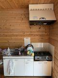 「キッチンを解体撤去して、システムキッチンにリフォームしたい」についての画像