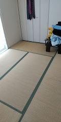 「畳をフローリングに張り替えたい(1階和室6帖間、3460×2590)」についての画像