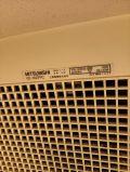 「浴室の換気扇の交換(現在 三菱VD-18ZFPC)」についての画像