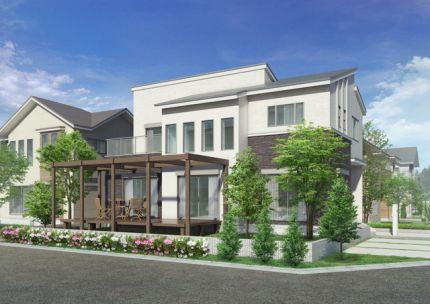 ■住宅施工例
