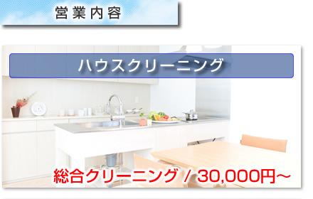 :notitle:神奈川ハウスクリーニングセンターの営業内容1