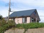 雨漏りがする天窓を撤去してカバー工法でガルバの屋根に葺き替え