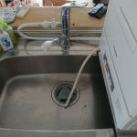 食洗機設置 分岐水栓取付工事 商品お施主様支給