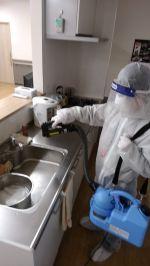 川崎市多摩区の新型コロナウイルス消毒のご依頼は「神奈川ハウスクリーニングセンター」へお問い合わせください。【変異種にも対応中】