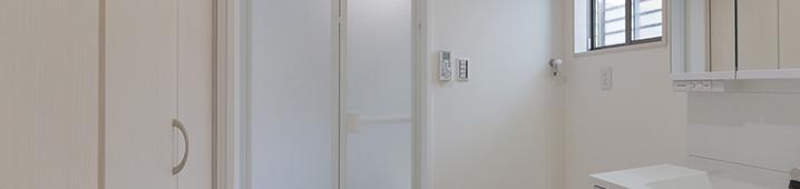 浴室ドア取り付け・交換