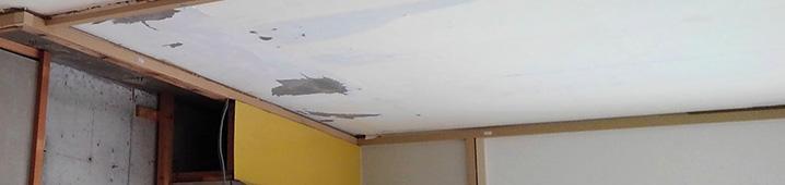 天井修理・工事