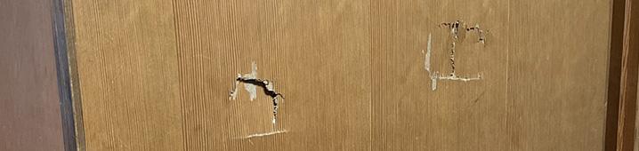 ドア穴修理・補修