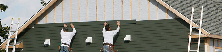 外壁サイディング・塗装