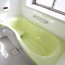浴槽塗装の年間60件以上の信頼と実績があります!