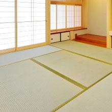 畳の張替え【10畳(16.5平米)新調 中国産量販畳】