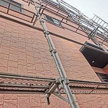 職人直営!一級技能士による安心施工 二階建ての外壁ウレタン塗装【140平米】