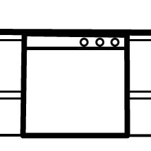 ビルトイン食洗機