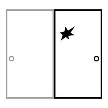 リペアリフォーム で扉のヘコミ 穴を元通りに!_3