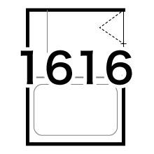 1616(1坪)